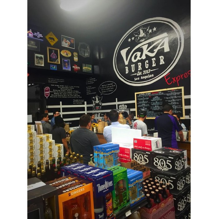 10.  VaKA Burger, Los Angeles