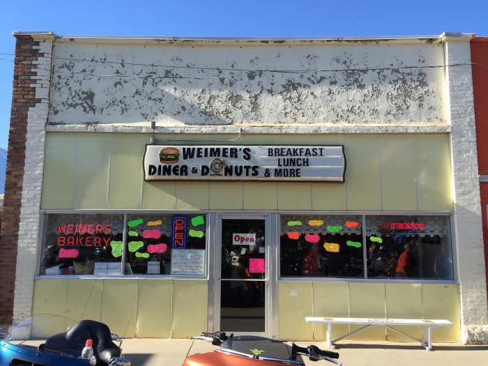 Weimer's Diner & Donuts