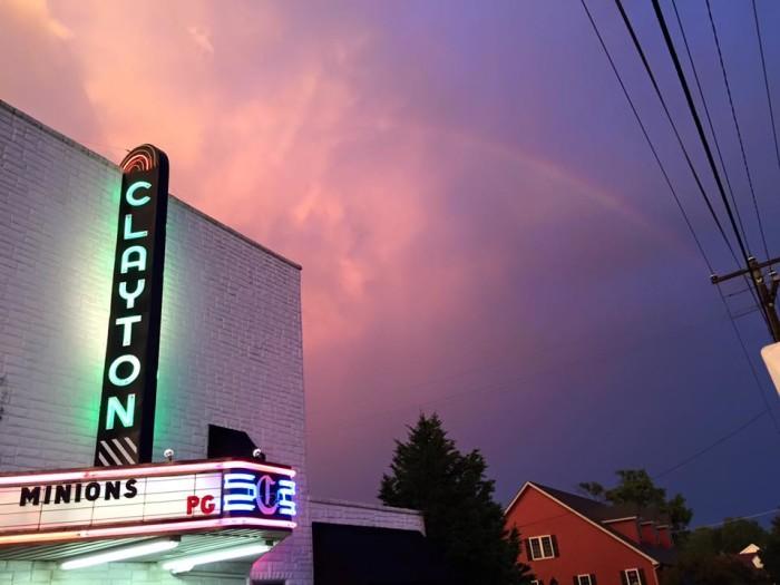 7. The Clayton Theater, Dagsboro