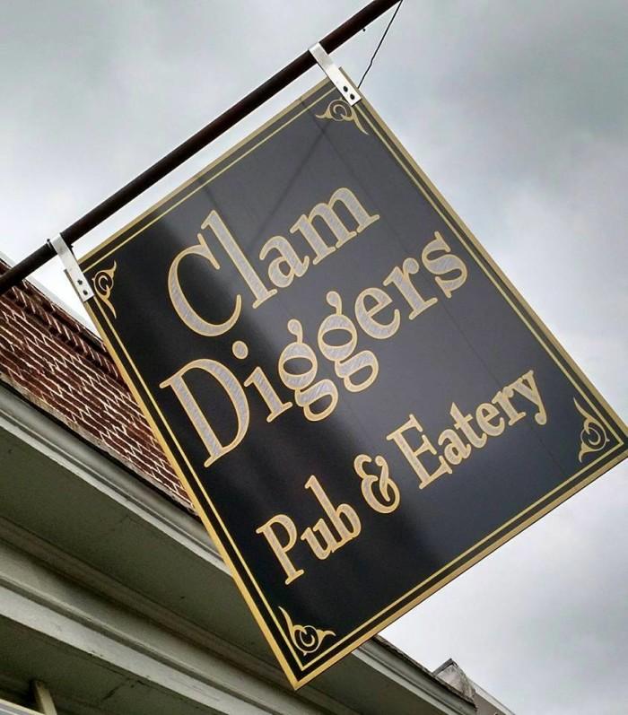 5. Clam Diggers (Bedford)