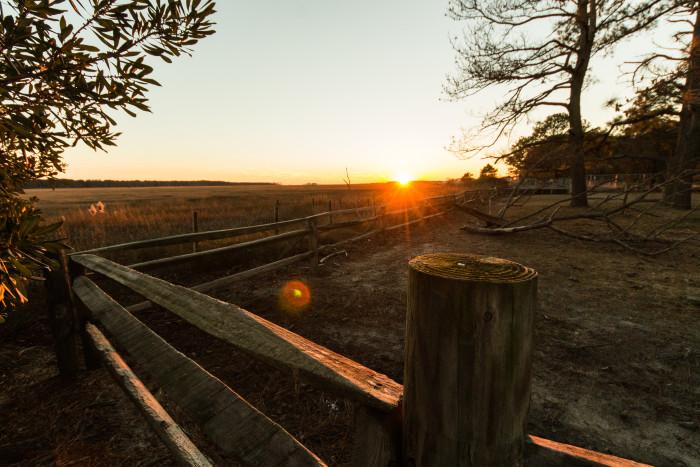 17. Sunrise in Chincoteague