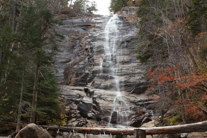6. Arethusa Falls