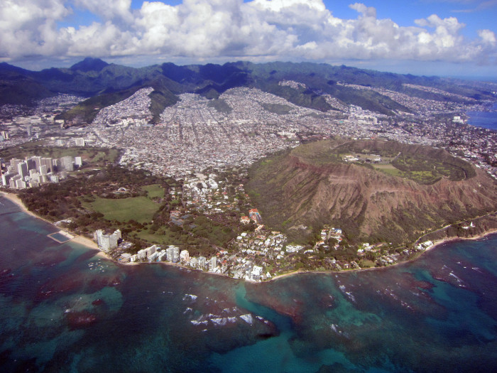 12) I didn't expect Honolulu to be so big… Honolulu, that's a great name for a city.