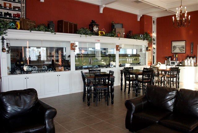 12.2. Silver Rails Depot Inn & Suites, LaPlata