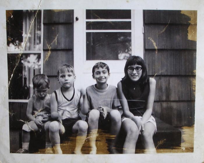 14. Midland Park kids, 1970.
