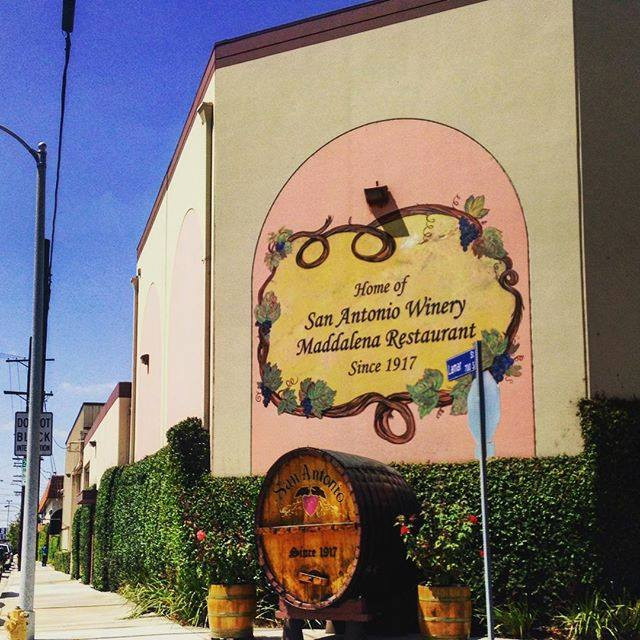 1. San Antonio Winery in Los Angeles has been making wine since 1917. It's the last remaining winery in the city of Los Angeles and the site where it stands today was designated a historical monument in 1966.