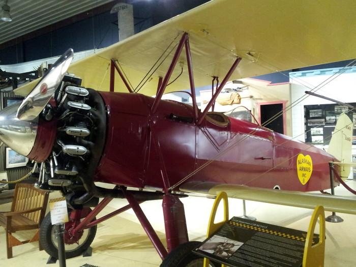 3. Alaska Aviation Heritage Museum