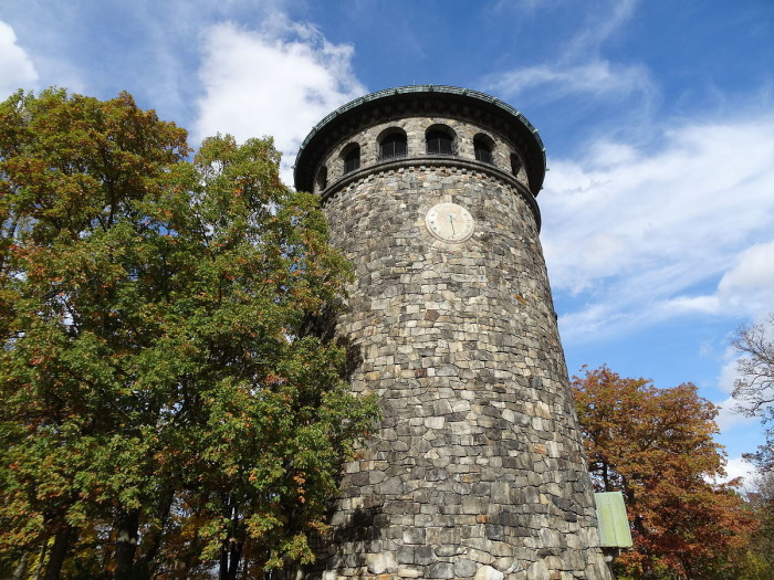 14. Rockford Park Tower in Wilmington