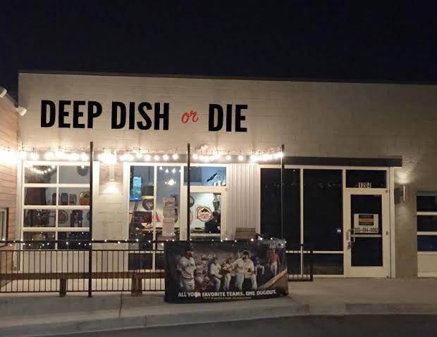 13.) Denver Deep Dish (LoHi)