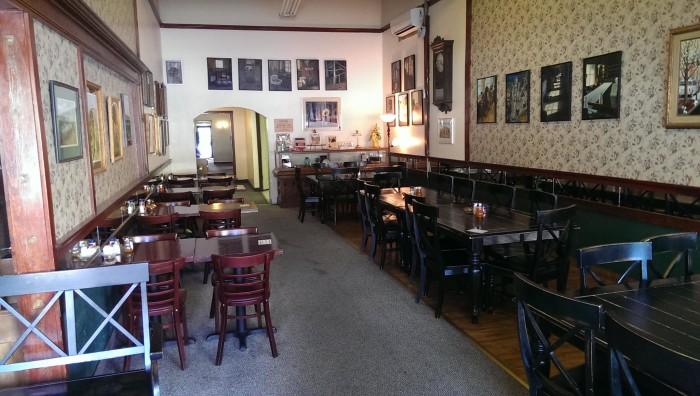 10. Idle Isle Cafe, Brigham City