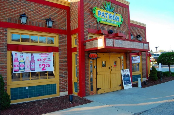 3. Patron Mexican Grill, Monroeville