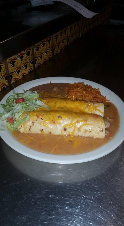 Lunch: Romero's Cafe & Catering (1323 Santa Fe Dr, Pueblo, CO 81006)
