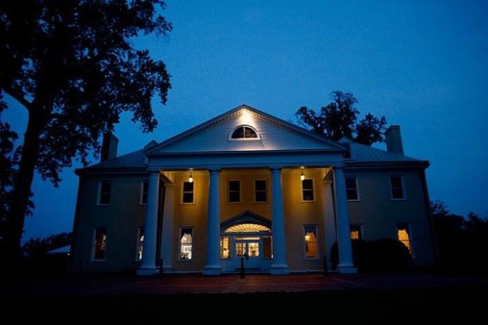 A. Bellevue Hall, Wilmington