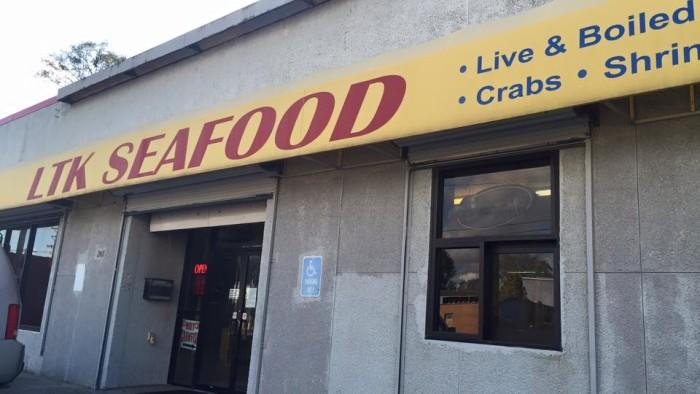 4. LTK Seafood, Baton Rouge