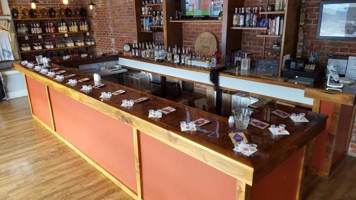3. Grab a designated driver and visit Delaware's distilleries, all which are pretty new to the scene.