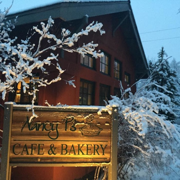 5. Nancy P's Cafe And Bakery