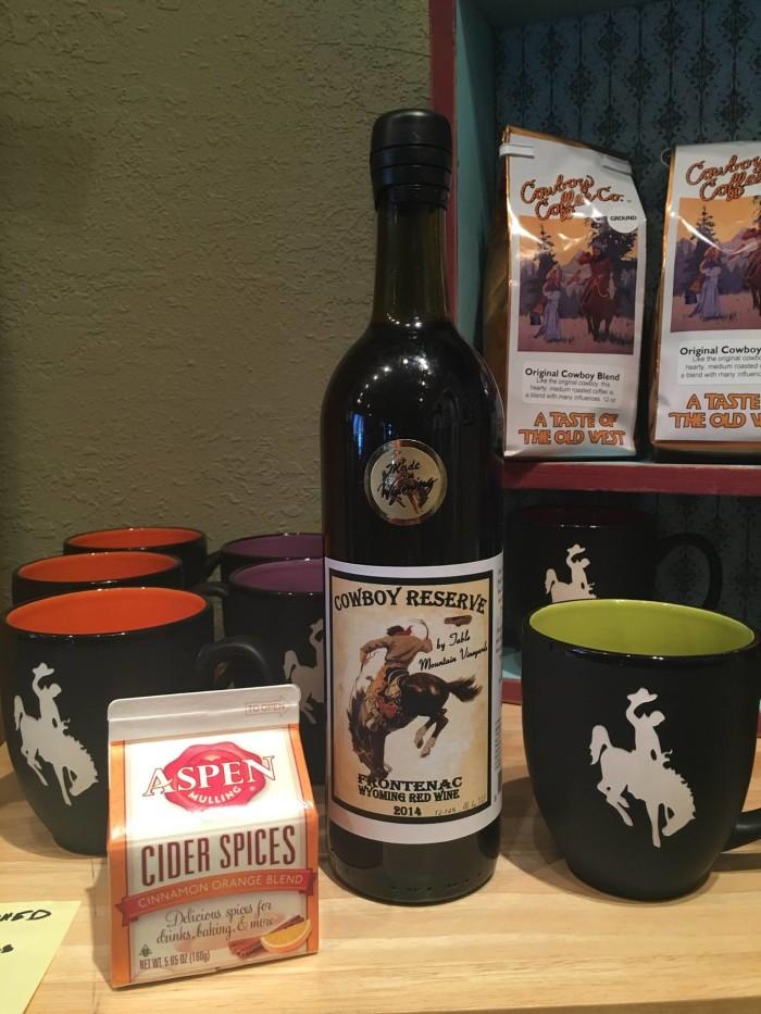 3. Table Mountain Vineyards