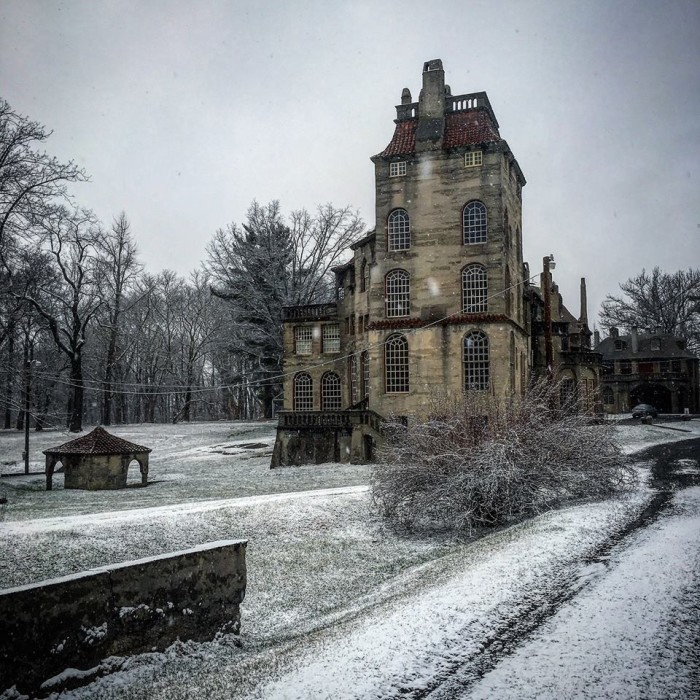 2. Mercer Museum and Fonthill Castle, Doylestown