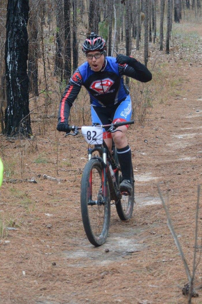For four years now, the Wild Azalea Trail Challenge has held running and bike races on the trail.