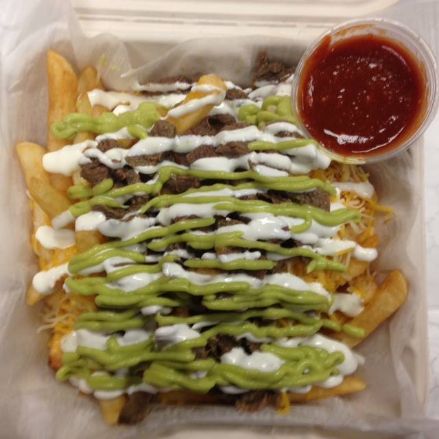 8.  Americas Taco Company - 5043 Derby Rd., Newport