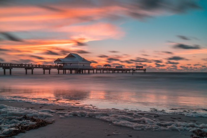 6. Pier 60 on Clearwater Beach