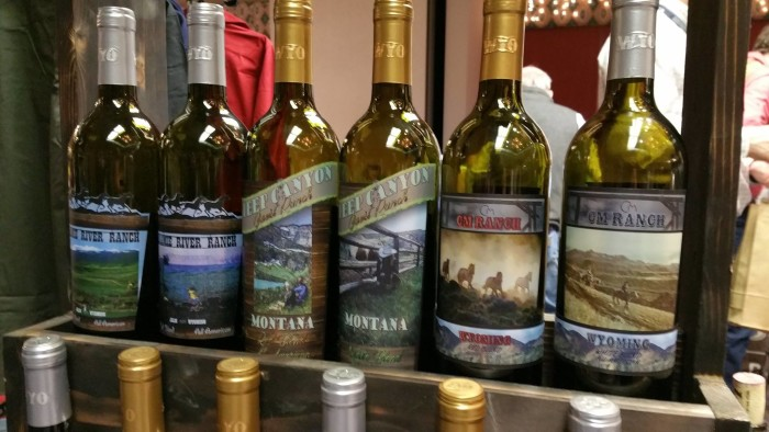 4. Weston Wineries
