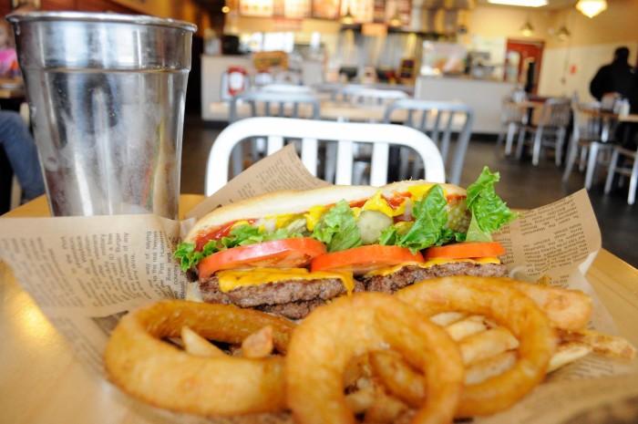 Wayback Burgers, Delaware, burger