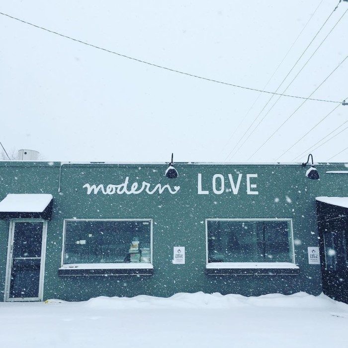 Modern Love Omaha opened in August 2014 .