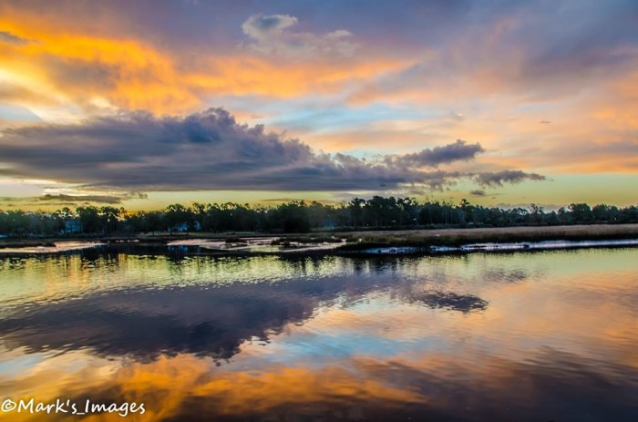 13. A colorful Calabash morning by Mark D Head.