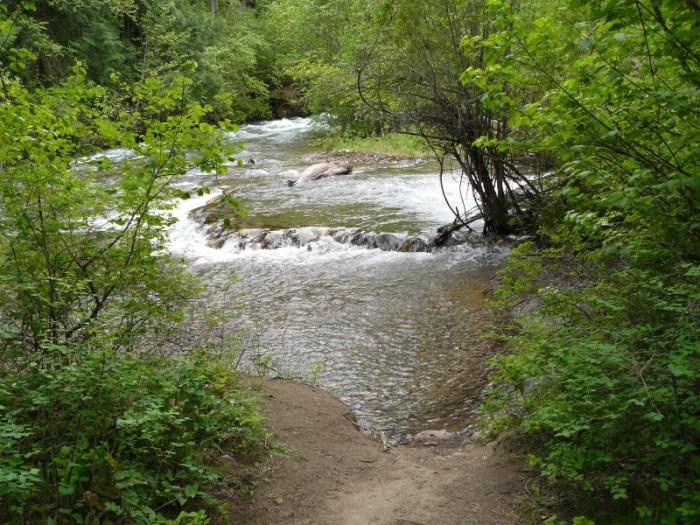10. Trout Creek