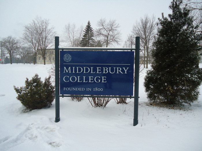 4.  Ralph Myhre Golf Course - Middlebury