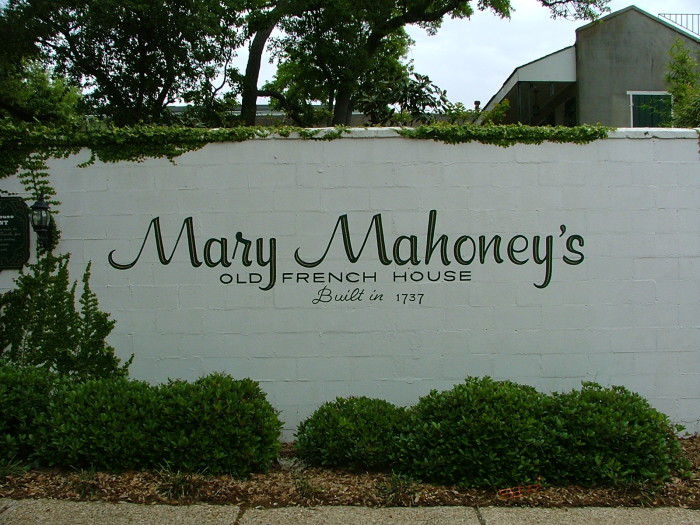 13. Mary Mahoney's, Biloxi