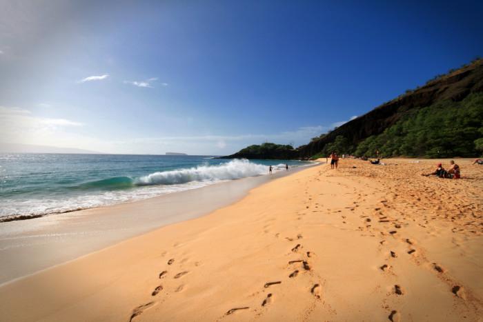 13) Makena Beach State Park, Maui