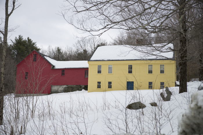 12. This beauty in the Upper Valley is classic New England.