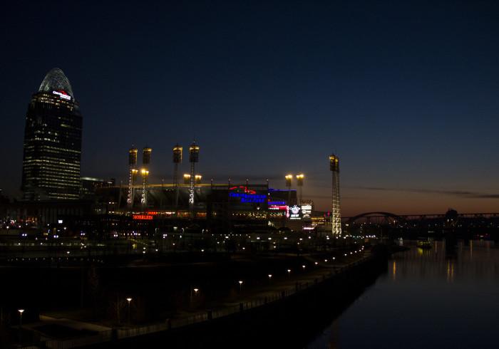 1. Cincinnati