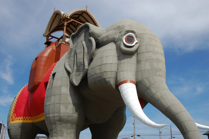 9. Lucy The Elephant, Margate