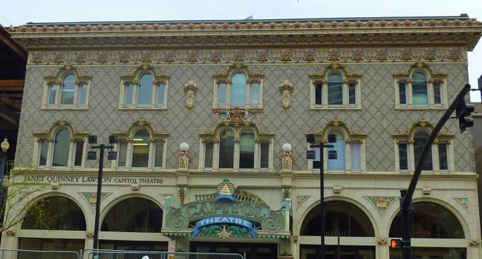 3. Capitol Theater, Salt Lake City