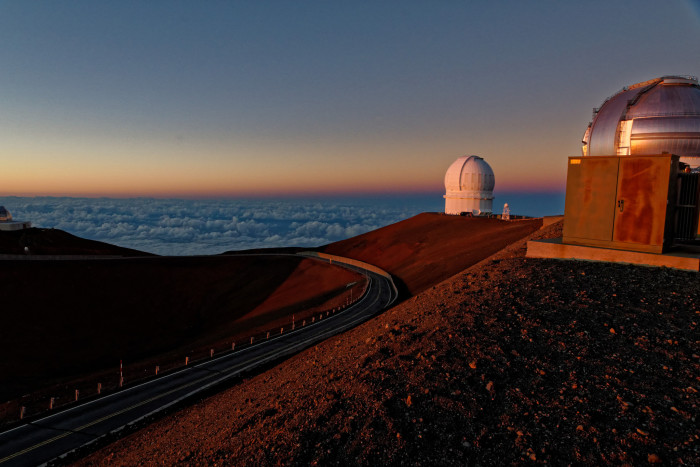 14) Measured from the sea floor to the summit, Mauna Kea is the tallest mountain on Earth.