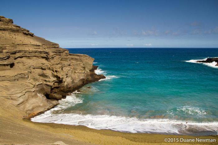 14) Papakolea Beach, Big Island