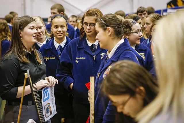 FFA was your life. - Small High School In South Dakota