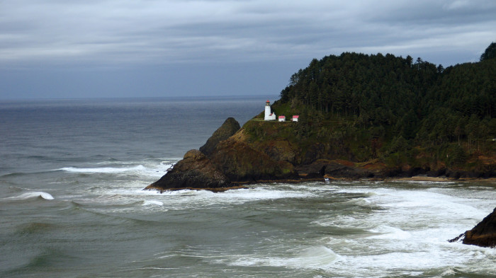 6. This lighthouse has a reputation of being the most photographed lighthouse in the U.S.