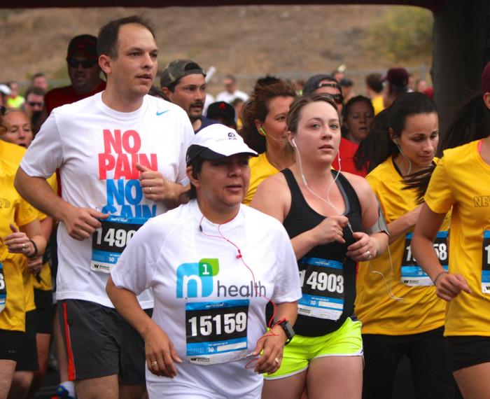 8. Participate in an annual run, like Pat's Run (April 23 in Tempe).