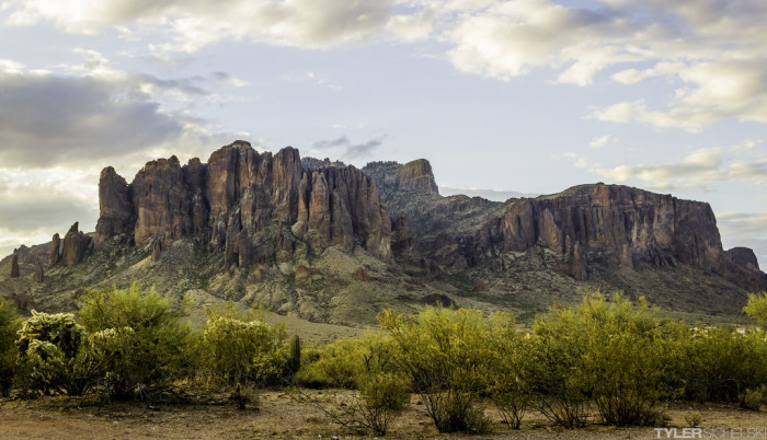 2. Lost Dutchman State Park