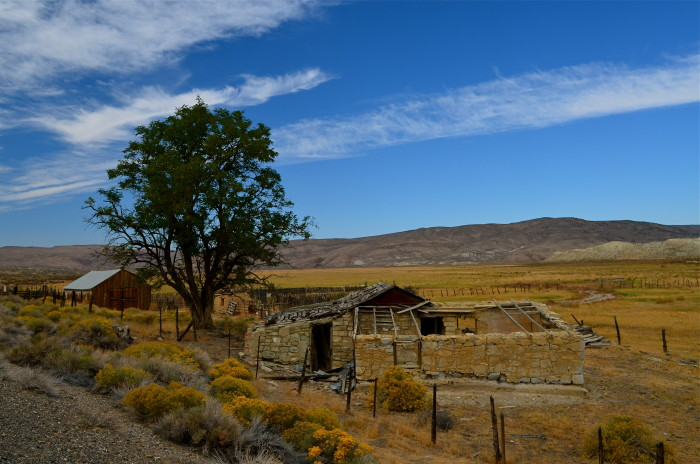 12 photos of rural nevada for Ranch and rural living