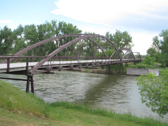 2. Platte River Bridge