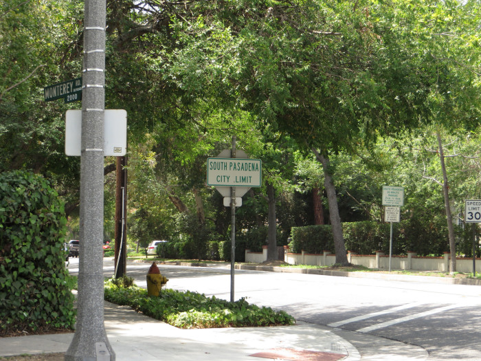 9.  South Pasadena