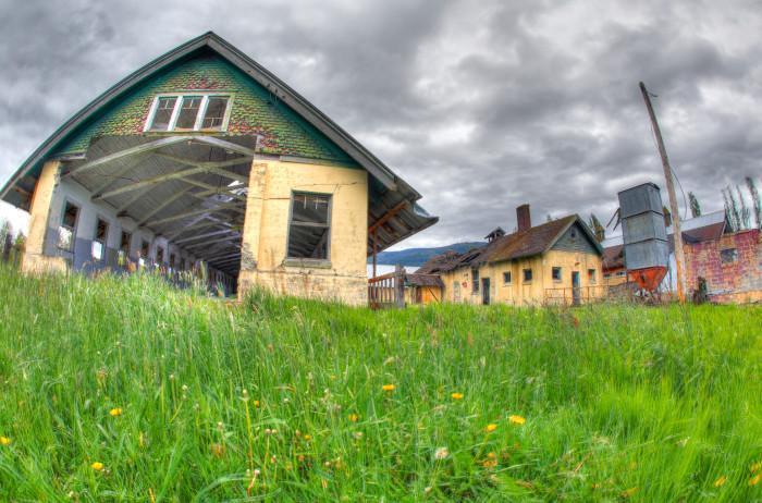 3. Northern State Asylum, Sedro-Woolley