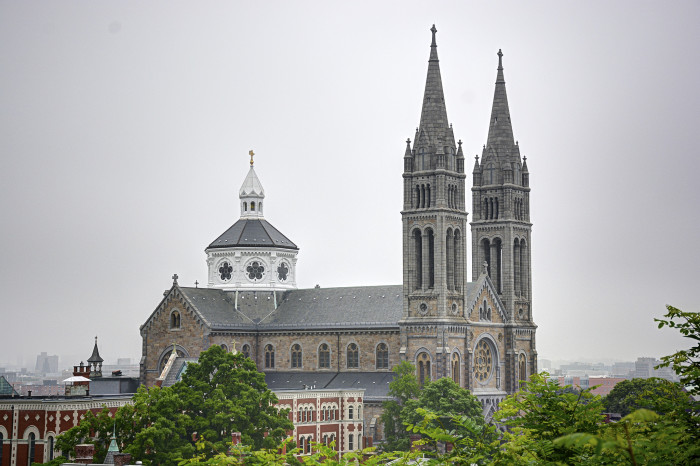 5. Basilica and Shrine of Our Lady of Perpetual Help (The Mission Church), Roxbury