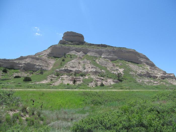 9. Scotts Bluff National Monument