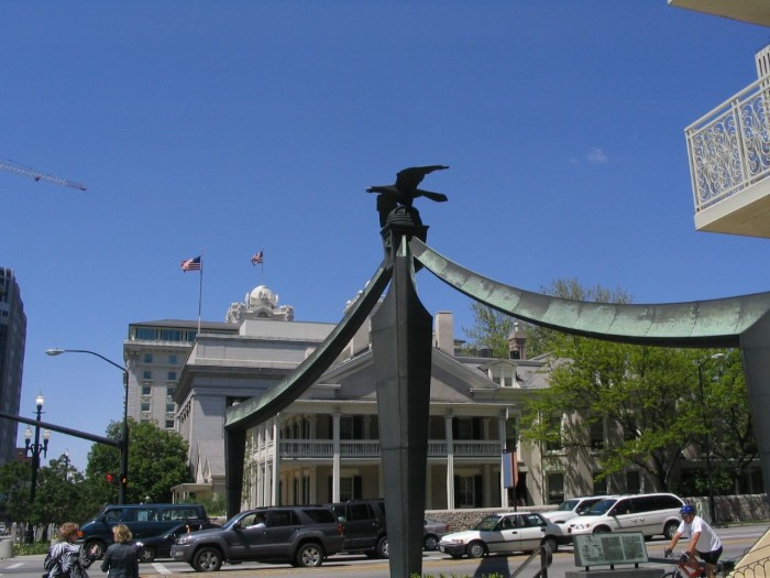 3. Eagle Gate Monument